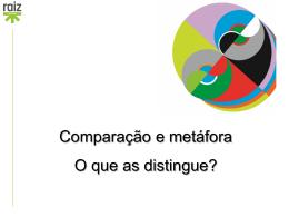comparacaometafora
