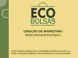 Eco bolsas - WordPress.com