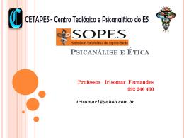 CETAPES Psicanalise & Ética