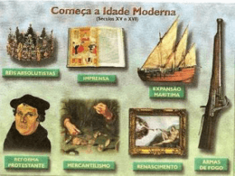 Aula 6 – Absolutismo e Mercantilismo – Slides