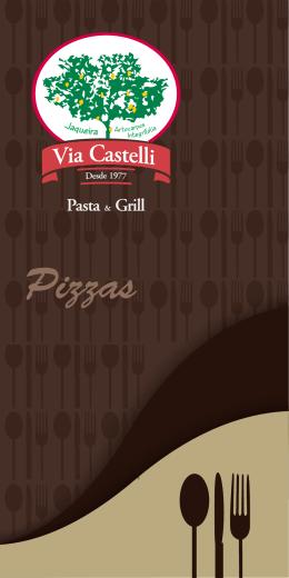 cardapio pizzas