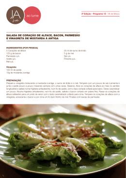 receitas ed02 p12 salada alface bacon parmesao