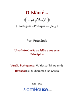 pt Islam Is