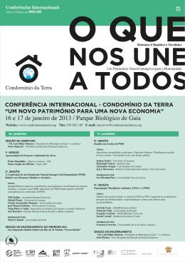 Condominio da Terra Congresso Internacional