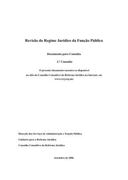 Documento para Consulta