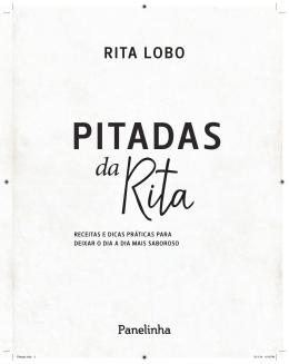 Rita Lobo - Companhia das Letras