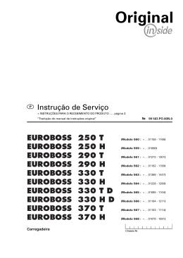 EUROBOSS 250 H (Modelo 559 : + . . 01066)