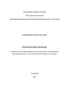 Tese_ Alessandra de Assis - RI UFBA