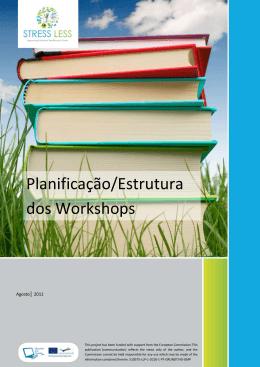 Planificação/Estrutura dos Workshops - SPI