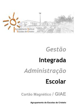 Gestão Integrada Administração Escolar