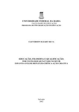 Dissertacao_ Silva C - RI UFBA