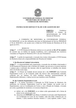 Instrução de Serviço PROGRAD/DMO 02/2015