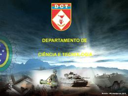 Palestra GPEX - CDS - Escritório de Projetos do Exército
