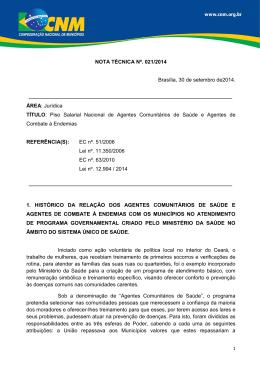 NT_21_2014_Piso Salarial de ACS e ACE_Lei_12994_2014