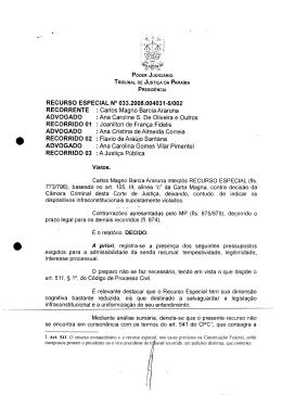 advogado advogado advogado - Tribunal de Justiça da Paraíba
