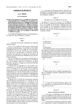 Lei n.º 66/2012