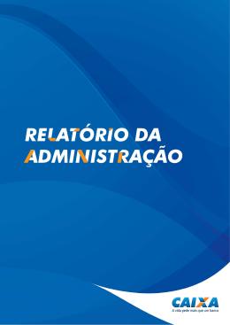 Relatório da Administração 2014