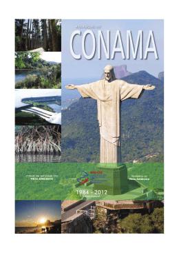 Livro de Resoluções do CONAMA