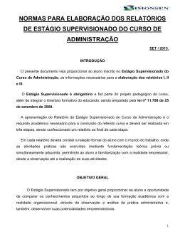 Manual de Est. - Administração - Faculdades Integradas Simonsen