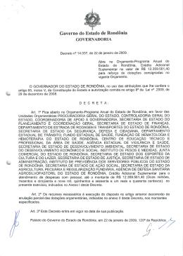 Decreto n. 14037
