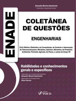 COLETÂNEA DE QUESTÕES