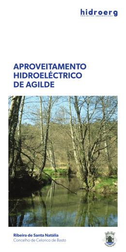 APROVEITAMENTO HIDROELÉCTRICO DE AGILDE