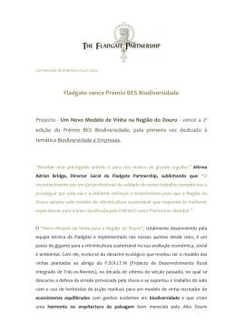 Comunicado de Imprensa (PDF - 442kb)