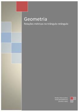 Relações métricas no triângulo retângulo – ENEM