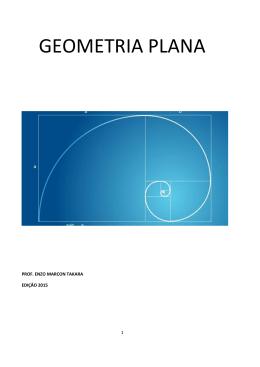 Apostila de Geometria Plana