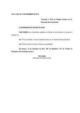 11a48759f ESTADO DO ACRE Secretaria de Estado da Gestão Administrativa