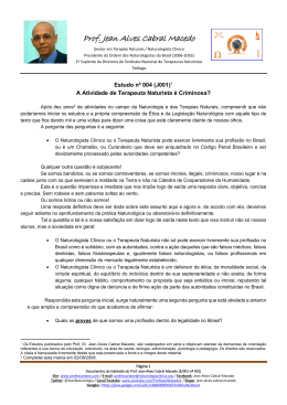 Prof. Jean Alves Cabral Macedo