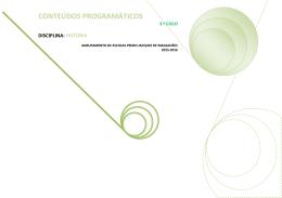 ACÇÃO DE FORMAÇÃO 2003 (apontamentos)