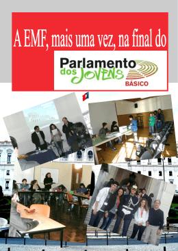 Parlamento dos Jovens 2012 - Agrupamento de Escolas Martim de