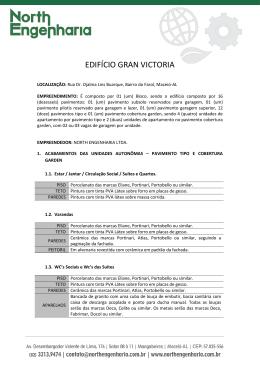 EDIFÍCIO GRAN VICTORIA