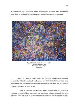 85 de Francisco Auyón (1967-2008), artista