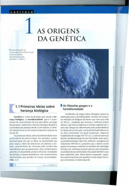 Apostila Genética II (Psicologia)
