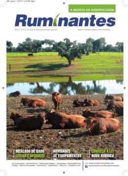 NOVA RUBRICA - Revista Ruminantes