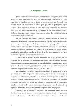 Manual Trevo - Repositório Institucional da Universidade Fernando