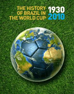 O Brasil de todas as Copas versão em Inglês