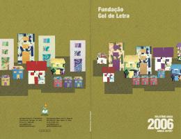2006 - Fundação Gol de Letra