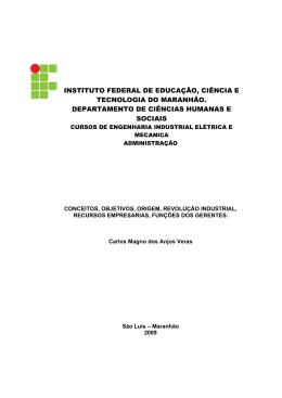 ADMINISTRAO 1 - CAPA