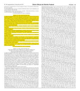 22/07/2013 - Edital nº 25 - Resultado preliminar do teste de aptidão