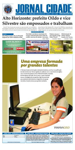 Alto Horizonte: prefeito Oildo e vice Silvestre são