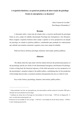 Artigo 29 - CEPED UFSC