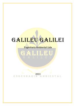 Galileu Galilei Engenharia