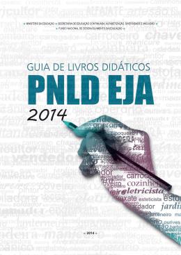Guia PNLD EJA 2014