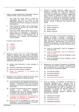 Matriz para Impressão de Provas 2c