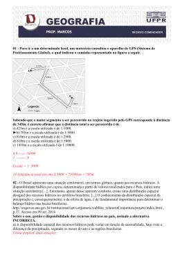 prof. marcos – geografia