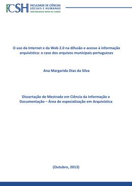 Dissertação de Mestrado CID_Ana Margarida Silva