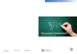Procurement Sustentável